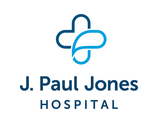 J. Paul Jones Hospital Logo