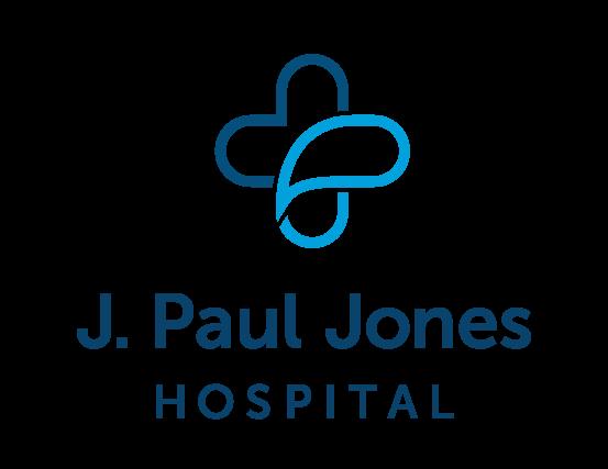 J. Paul Jones Hospital Logo